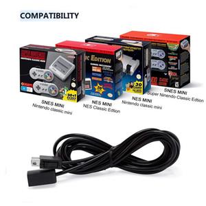 Удлинительный кабель 3M / 10ft для Super Nintendo SNES Classic Edition Контроллер для Mini NES Classic Edition