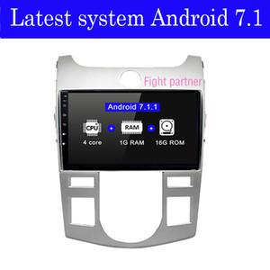 Ultimo prezzo di fabbrica Android 7.1 lettore dvd per auto KIA Forte Cerato autoradio auto stereo gps navigazione stereo multimediale