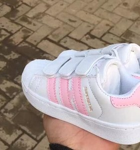 2018 SELLING NEW STAN SMITH SNEAKERS CASUAL LEATHER Children shoes SPORTS JOGGING SHOES kid's CLASSIC FLATS SHOES SUPERSTAR for kids