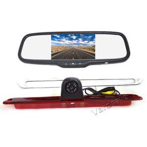 Vardsafe OE576W | Luz de freno del coche Rear Rear reverse Camera Clip-on Mirror Monitor para VW Crafter