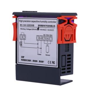 Freeshiping Dijital Sıcaklık Kontrol higrometro termometro termostato dijital Hava Nem Kontrol Sıcaklık Enstrüman Ölçüm