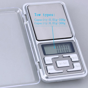 100g 300g Balance Weight Electronic Scale Gram Mini Pocket Digital Jewelry Scale Food Tea Chemical Industry Weighing Scale