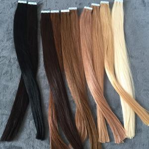 Estensioni dei capelli della trama della pelle 40pcs ELIBESS HAR-European Hair Extension 40pcs