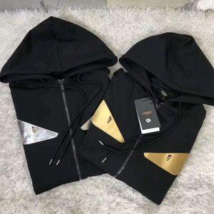 2018 Марка мода роскошные мужские дизайнер кардиган молния свитер SLP Санкт толстовка с капюшоном логотип толстовка женщины пуловер шерсть топ хип-хоп спортивная одежда Ху