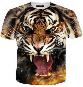 T-shirts Männer 3D Gedrucktes T-Shirt Sommer Kurzarm T-Shirt Unterhemd Fitness T-Shirt Oberteile T-Shirt 3D Designer Kleidung für Männer