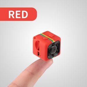 Videocamera portatile SQ11 Mini Camera HD 1080P Night Vision Videocamera portatile Rilevatore di movimento Videoregistratore Videocamera di sicurezza