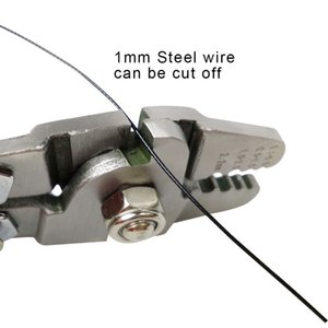 낚시 crimping plier 가위 루어 도구 forcep plier