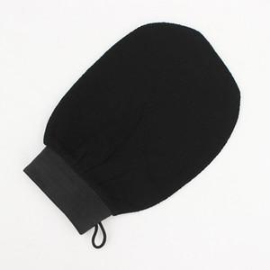 2018 hot sell morocco hammam scrub mitt magic peeling glove exfoliating tan removal mitt(normal coarse feeling)