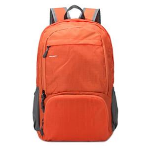 sac à bandoulière pliant sac de voyage portable sac à dos de plein air de remise en forme