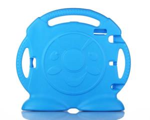 1 adet Çocuklar Sevimli Thomas Karikatür Darbeye Güvenli EVA Köpük Standı Kılıf Kapak iPad 2/3/4 ipad mini1 23 ipad air1 / 2