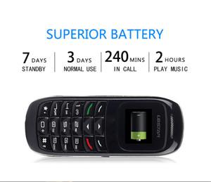 3 in 1 Bm70 Bluetooth Mini telefoni cellulari Dialer Bluetooth Cuffia senza fili universale Telefono cellulare Dialer da 0,66 pollici Mini tasca del telefono
