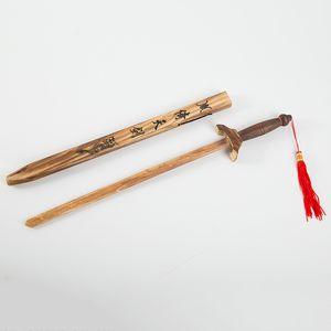 لعبة السيف السيف الخشبي للأطفال