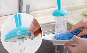 Hot Creative Kitchen Tap Shower Water Hippo Spray giratorio Tap Water Filter Valve Ahorre Water Shower Kitchen Bathroom Tool