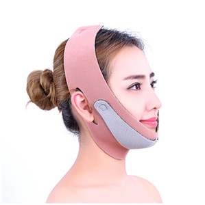 Sleeping Slimming Massage Face Lift Slim Band Slimmer Neck Exerciser Chin Reduce Double Belt Mask Frontal Enhanced Health Care