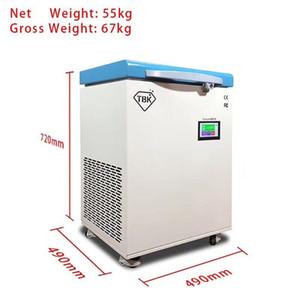 -175C TBK 578 LCD touch screen congelatore Freeze Separator Macchina per bordo S8 S8 Bordo S7 bordo S6 plus con telaio