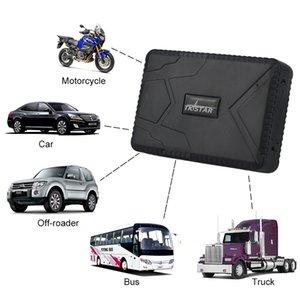 TKSTAR 10000mAh Batería de larga duración en espera 120Días Perseguidor de GPS del coche Perseguidor de vehículo TK915 Impermeable Fuerte imán Localizador de GPS de la motocicleta