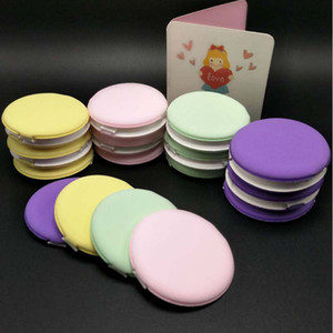 1000pcs / lot Flach Air Cushion Make-up Schwamm Foundation Powder Dry / Wet Make Up BB Cream Cosmetic Puff Concealer Weiche Gepresste