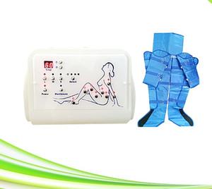 traje de presión de aire del balneario traje de drenaje linfático pérdida de grasa del drenaje linfático delgado equipo de masaje
