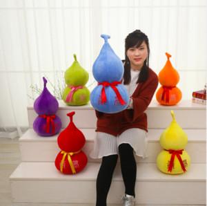 Косплей плюшевые игрушки горячая игра моделирования Тыква 50 см высокое качество короткие плюшевые куклы подушка детский подарок