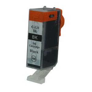 Mürekkep Kartuşları Için PGI520 520 CLI521 521 Yedek Canon PIXMA IP3600 IP4600 IP4700 MX860 MX870 MP540 MP550 MP560 Mürekkep Püskürtmeli