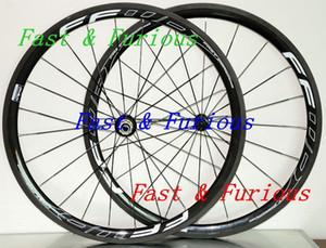 Envío libre !! F4R ruedas del carbón del remachador de 38mm tubular bici del camino rueda del carbón 700C de 25 mm de anchura bicicleta de carretera