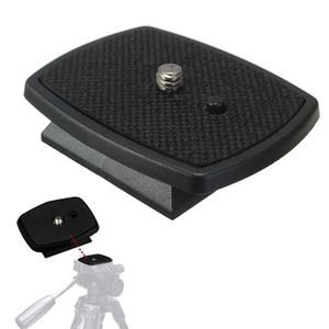 Trépied Tête de fixation rapide de la plaque de fixation à dégagement rapide pour appareil photo numérique DSLR Reflex de bonne qualité Nouveau