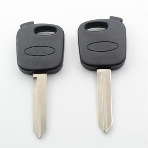 10 Unids / lote Para Ford Escape Transponder Remote Key Shell (puede instalar el chip) Con Logo S42
