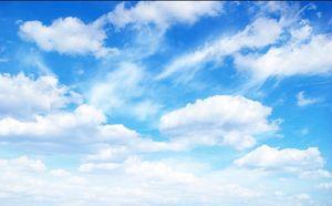 HD Blu-desktop fondo de pantalla ray arce cielo refrescante 3D techo techo techo papel pintado no tejido