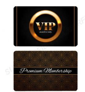 Лучшая цена Смарт бесконтактная карта RFID NFC ПВХ карты с чипами S50 для отеля / Школьная ПВХ ID Card