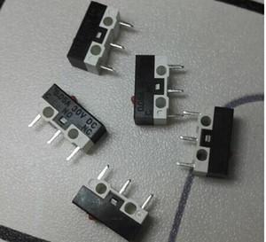 100 pcs New Micro Interruptor para Mouse autêntico micro interruptor botão do mouse fretting IC zj LIMIT SWITCH 3pin