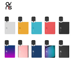 Authentic OVNS JC01 Pod Starter Kit 400mAh with Slim card-shaped appearance compatible with JC01 Ceramic Tank JC01 E-liquid Pods