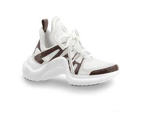 Scarpe da ginnastica traspiranti estate arco estate delle donne retrò marchio per le donne degli uomini scarpe papà moda casual stivali esterni dropship