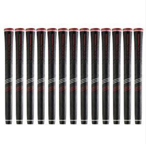 НОВЫЙ TPE Материал Pro Стандарт / Среднего размера Golf Grip Red Cap 13 шт. / Лот Golf Irons and Woods Grips Бесплатная доставка