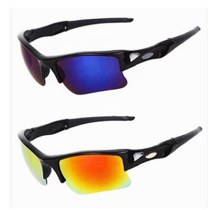 Fahrrad-Glassonnenbrille der Art und Weisemänner Sportschutzbrillen, welche die Sonnenbrillen radfahren Eyewear im Freiensport-Gläser fahren Sonnenbrille 9 Farben fahren