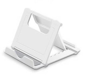 Cell Phone Tablet Desk Stand Holder Smartphone Móvel Suporte do telefone para iPhone Samsung iPad com pacote de varejo