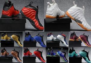 Mens Penny Hardaway Galaxy Uno 1 zapatos de baloncesto de los hombres calientes de la venta olímpica de los zapatos corrientes zapatillas de deporte olímpico de entrenamiento deportivo 5-6-7-11-12-13