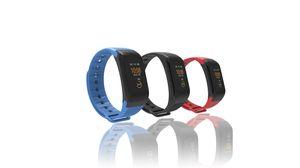 SOVO Praktische HR Blutdruck Farbdisplay Smart Bands Sport Fitness Tracker Armband Schlafqualität Überwachung Wasserdicht PK Fitbit