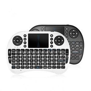 100% New Rii mini i8+ Wireless Keyboard WITH BACK-LIT For Smart TVPC Android TV 2.4GHz