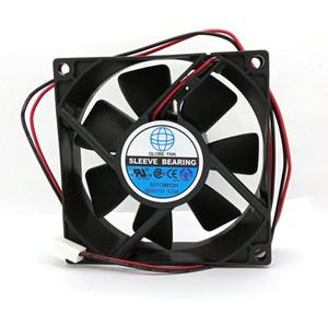 새로운 원래 GLOBE FAN S01138812H DC12V 0.23A S01138812M 80x80x25MM 컴퓨터 냉각 팬