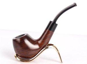 Ручной сердечник фильтра трубы 9mm золы Черн - древесины для трубы древесин-древесины