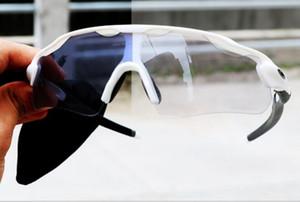 Neues photochromes Objektiv SONNENBRILLE Brille mit farbwechselnder Brille EV farbwechselnde Fahrradbrille