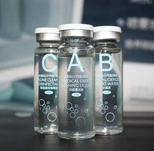 Eau Oxgen Mètre (petite bulle) Essence 20g / bouteille Sérum Facial Aqua Sérum Facial Hydra Pour La Peau Normale