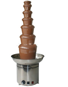 Chocolate Fountain Commercial Luxury Stainless Steel for Wedding Party Hotel