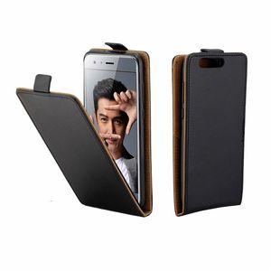 Бизнес Кожаный Чехол Для Coque Huawei Honor 9 Вертикальный Откидная Крышка Слот Для Карт Памяти Чехлы Для Huawei Honor 9 Мобильный Телефон Сумки