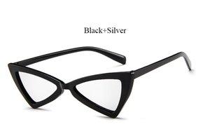 Marca Eyeglass Cateye Senhora Óculos de Sol Pequeno Coojayuft Cheap Óculos Sun Mulheres Mulheres Tamanho Bonito Vintage Online Ufhkka