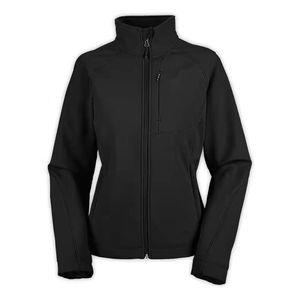 2017 femmes apex molleton chaud top Coupe-vent et imperméables vestes