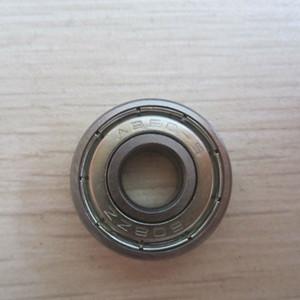 10pcs Skate board bearing 608ZZ ABEC5 level 608-ZZ 608-Z 608 80018 bearing 8x22x7mm