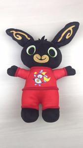 30 centimetri bing coniglietto di peluche ripiena bing Strega coniglio Personaggi animati di alta qualità per bambini compleanno scherza il regalo del giocattolo