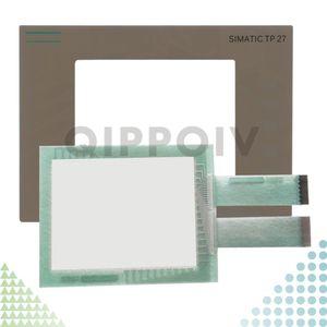 TP27-6 6AV3627-1NK00-2AX0 6AV3 627-1NK00-2AX0 6AV3627-1QK00-2AX0 Новый сенсорный экран сенсорного экрана HLC PLC и передняя этикетка