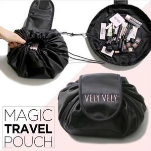 Disponibile! borse di cosmetici di moda 8 tipi da VELY lazy Storage Bags Borse ad alta capacità facile presa impermeabile spedizione gratuita